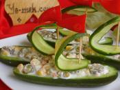 Salatalık Yelkenleri